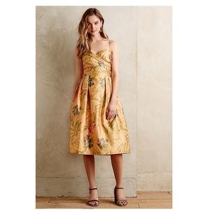 Anthropologie James Coviello Botanica Dress